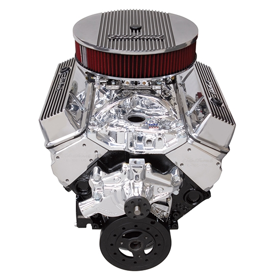 Edelbrock 46414 Performer Hi-Torque 9.0:1 Performance Crate Engine