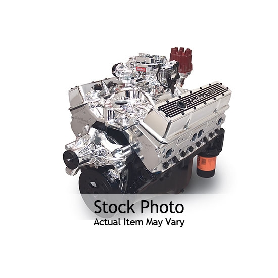 Edelbrock 46420 Performer Hi-Torque 9.0:1 Performance Crate Engine