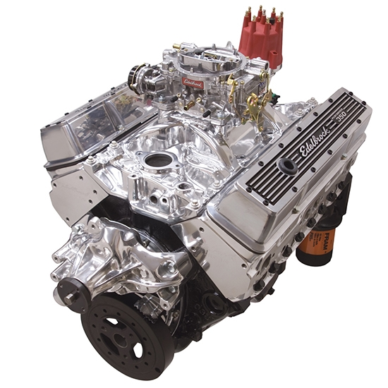 Edelbrock 46421 Performer Hi-Torque 9.0:1 Performance Crate Engine