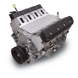 Edelbrock 46720 GM LS 416 Engine Long Block, Aluminum Heads, Chevy