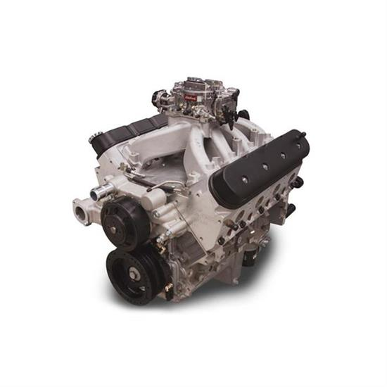 Edelbrock 46726 Victor Jr  GM LS 416 Crate Engine, Carbureted