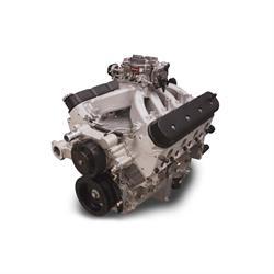 Crate enginesmotors free shipping speedway motors edelbrock 46726 victor jr gm ls 416 crate engine carbureted malvernweather Gallery