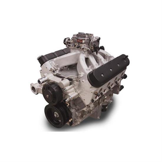 Edelbrock 46727 Victor Jr  GM LS 416 Crate Engine w/ Accessories