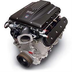 Edelbrock 46760 EForce Supercharged LS Performance Crate Engine, Chevy