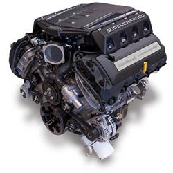Edelbrock 468700 Supercharged 5.0L Coyote Crate Engine