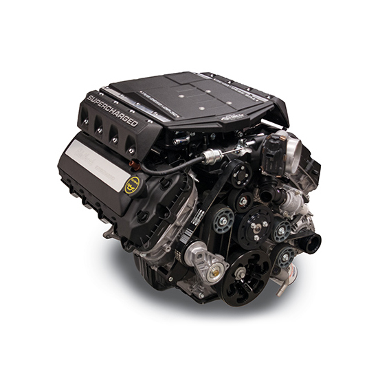 Edelbrock 46890 E-Force Supercharged 5.0L Coyote Crate Engine