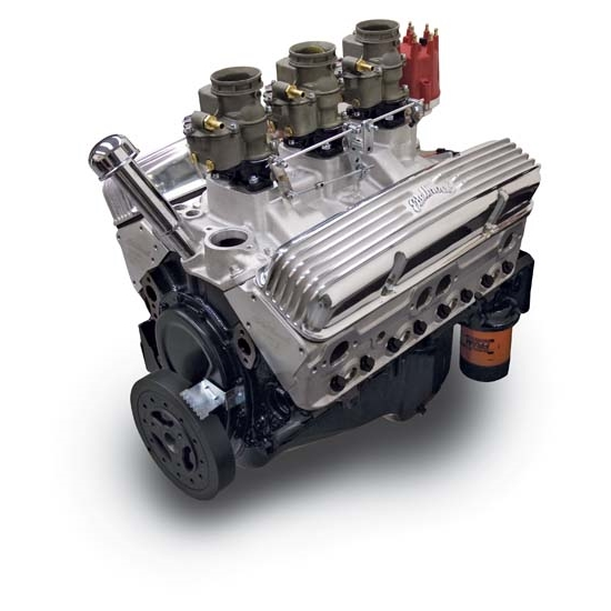 Edelbrock 47100 Performer Classic Performance Crate Engine