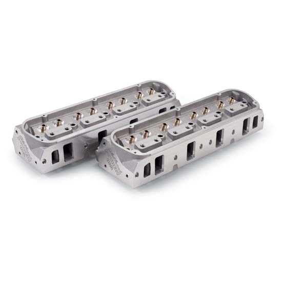 Edelbrock 5020 E-Street Cylinder Head, Small Block Ford, 1.90 Inch