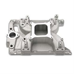 Edelbrock 50565 Victor EFI Intake Manifold, Aluminum, Pontiac V8
