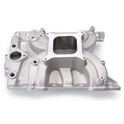 Edelbrock 5056 Torker II Series Intake Manifold, Pontiac, 2500-6500 RPM