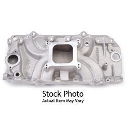 Edelbrock 50611 Torker II 2-0 Intake Manifold, Big Block Chevy