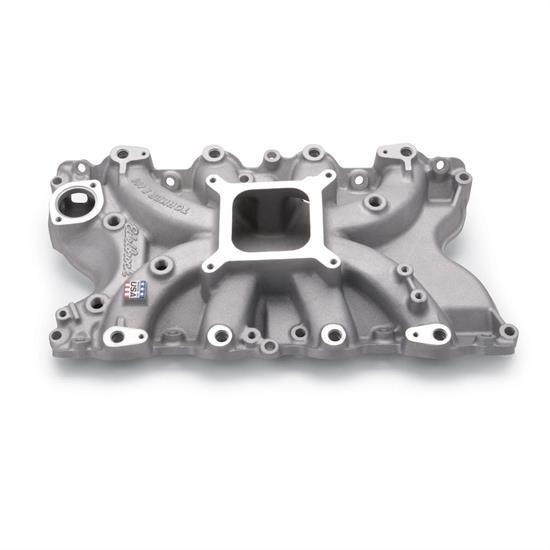 Edelbrock 50665 Victor 460 EFI Intake Manifold, Ford 429,460