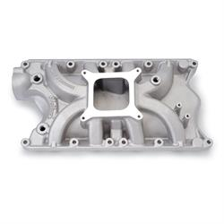 Edelbrock 50811 Torker II Intake Manifold, Aluminum, Ford 351W