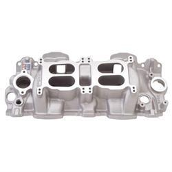 Edelbrock 5408 348/409 Dual Quad Intake Manifold, Small Port