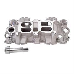 Edelbrock 5409 348/409 Dual Quad Intake Manifold, Large Port
