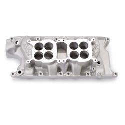 Edelbrock 5435 F-28 Dual-Quad Intake Manifold, Ford 4.7L/5.0L