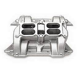 Edelbrock 54401 CH-28 Dual-Quad Intake Manifold, Mopar 6.8/7.0/7.2L