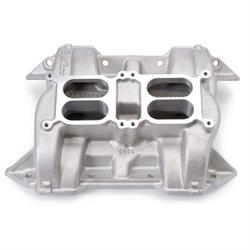 Edelbrock 5440 CH-28 Dual-Quad Intake Manifold, Mopar