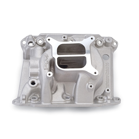 Edelbrock 54861 Performer Intake Manifold, Buick 3.8/4.1L