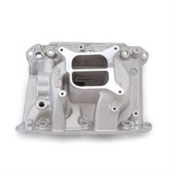 Edelbrock 54861 Performer Intake Manifold, Buick 3.8/4.1L V6