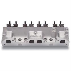 Edelbrock 60579 Performer Cylinder Head, Aluminum, Pontiac 389-455