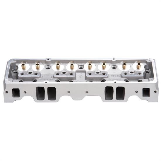 Edelbrock 60637 Performer RPM Cylinder Head, 70cc, Chevy 302-400
