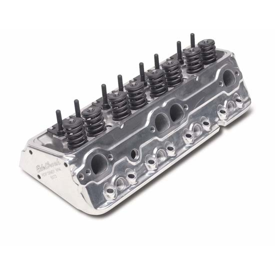 Edelbrock 607319 Performer RPM Cylinder Head, Chevy 302,327,350,400