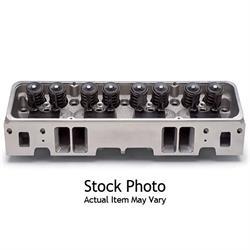 Edelbrock 609819 E-Tec 200 Cylinder Head, Chevy 302,327,350,400
