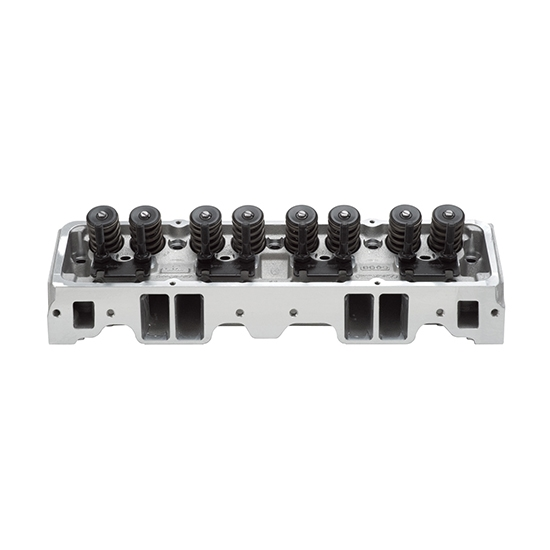 Edelbrock 60999 Performer RPM Cylinder Head, Chevy 302,327,350,400
