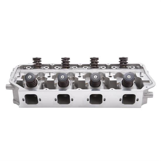 Edelbrock 61179 Victor Jr CNC Head Cylinder Head, Chrysler 426-572