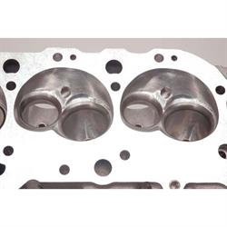 Edelbrock 61419 Victor 24 deg. CNC-Ported Cylinder Head, Chevy 454