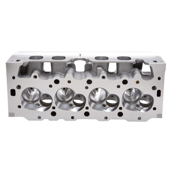 Edelbrock 618268 Big Victor CNC Cylinder Head, B/B Chevy, 12 Degree