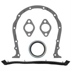 Edelbrock 6998 Replacement Timing Cover Gasket Set, Big Block Chevy