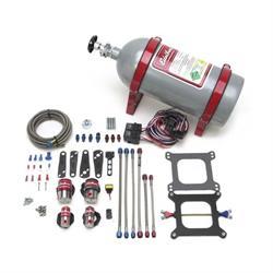 Edelbrock 70003 Performer RPM Nitrous Oxide System, 10LB, 100-250 HP