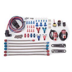 Edelbrock 70005 Upgrade Kits Nitrous Oxide System, 100-250 HP
