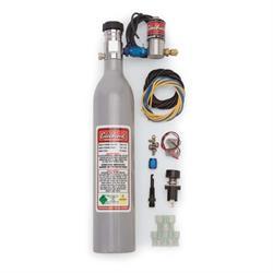 Edelbrock 70027 Concealed Nitrous Oxide System, 20-30 Hp, 12 oz. Kit