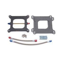 Edelbrock 70060 Performer RPM Nitrous Oxide Plate, 100/125/150 Hp