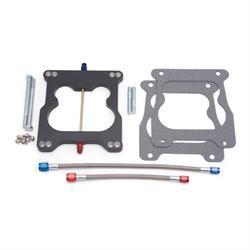 Edelbrock 70061 Performer RPM Nitrous Plate, Aluminum, 100/125/150 Hp
