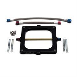 Edelbrock 70063 Performer RPM Nitrous Plate, 100/125/150/175/250 Hp