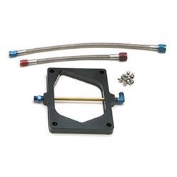 Edelbrock 70071 Performer RPM Nitrous Plate, 100/125/150/175/250 Hp