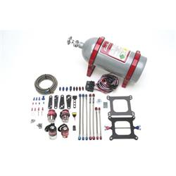 Edelbrock 70082 Performer RPM II Dual-Stage Nitrous System, 100-400 Hp