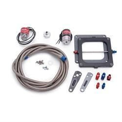 Edelbrock 70086 Performer RPM II Nitrous Plate Upgrade Kits, Kit