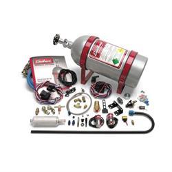 Edelbrock 70207 EFI Dry Nitrous Oxide System, Chevy/Pontiac 5.7L