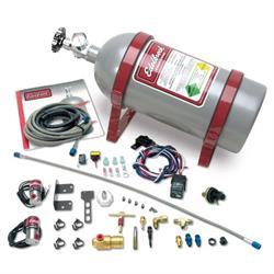 Edelbrock 70211 EFI Dry Nitrous Oxide System, 40-60 Hp, Chevy 2.2L