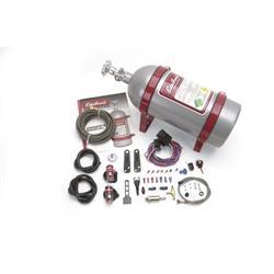 Edelbrock 70214 Performer EFI Wet Nitrous Oxide System, 40-60 Hp