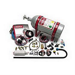 Edelbrock 70403 Performer EFI Dry Nitrous Oxide System, Ford 5.4L