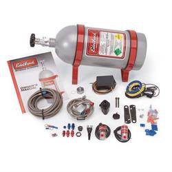 Edelbrock 70415 Performer EFI Dry Nitrous Oxide System, Ford 4.0L