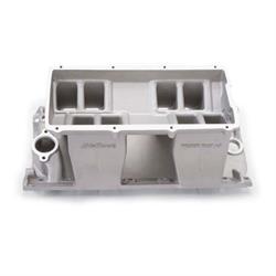 Edelbrock 7075 Victor Ram 2-R Intake Manifold Base, Big Block Chevy