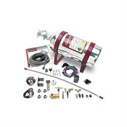 Edelbrock 71000 EFI Dry Nitrous Oxide System, Silver, 50-70 Hp, Kit