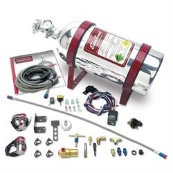 Edelbrock 71006 Performer EFI Dry System Nitrous Oxide System, kit